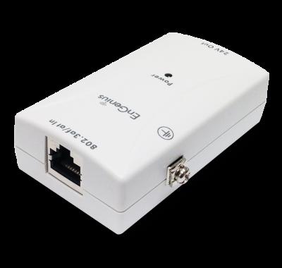 產品 - 有線網路配件 - PoE供電轉接器